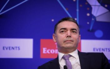 Ντιμιτρόφ: Όταν συμβαίνουν καλά στην Ελλάδα είναι καλό για μας και για όλη την περιοχή