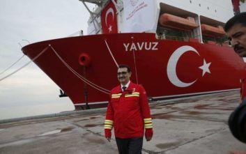 Φατίχ Ντονμέζ: Η ανατολική Μεσόγειος είναι θέμα της Τουρκίας