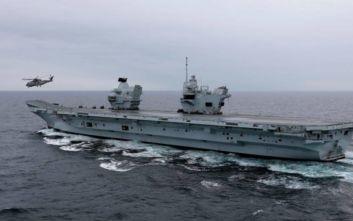 Το βρετανικό Πολεμικό Ναυτικό θα συνοδεύει πλοία υπό βρετανική σημαία στο Στενό του Χορμούζ