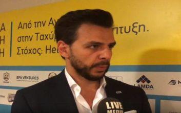 Ο Βασίλης Αποστολόπουλος επανεξελέγη πρόεδρος της Ελληνικής Ένωσης Επιχειρηματιών