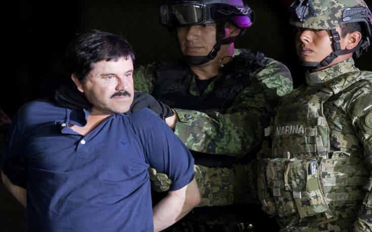 Σε ισόβια καταδικάστηκε ο βαρόνος των ναρκωτικών Ελ Τσάπο