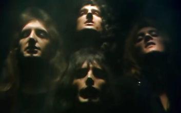 Το «Bohemian Rhapsody» των Queen ξεπέρασε το ένα δισεκατομμύριο προβολές στο YouTube