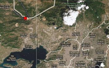 Προβλήματα στις επικοινωνίες μετά τον ισχυρό σεισμό στην Αττική