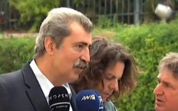Παύλος Πολάκης πριν την ορκωμοσία στη Βουλή: Θα επανέλθουμε