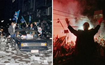 To απίθανο στοίχημα που έβαλαν δύο ψηφοφόροι για τις εκλογές του 1984 στην Ελασσόνα