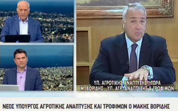Μάκης Βορίδης: Ξεκάθαρη η συμπαράταξη με τον αγροτικό κόσμο