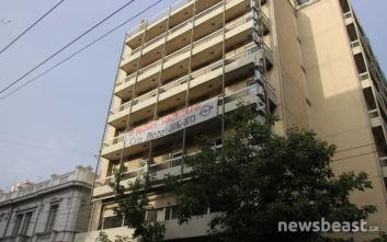 Φωτογραφίες και βίντεο από το πρώην κατειλημμένο ξενοδοχείο City Plaza