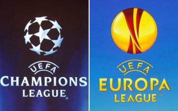 Κληρώνει για τις πέντε ελληνικές ομάδες σε Champions League και Europa League