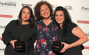 Δύο βραβεία για τη Lidl Ελλάς στα Packaging Innovation Awards 2019