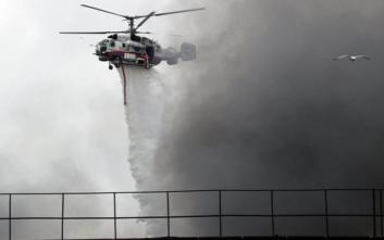 Η Τουρκία περιμένει τους S-400 και πήρε ρωσικά ελικόπτερα
