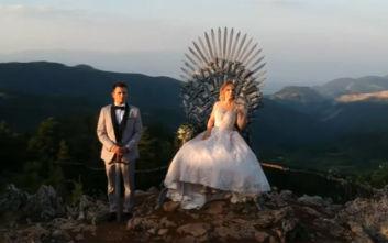 Γάμος αλά... Game of Thrones στην Παύλιανη