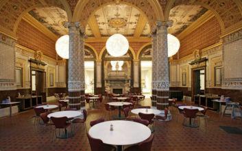 Το παλιότερο καφέ μουσείου στον κόσμο λειτουργεί από το 1856