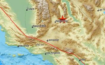 Ισχυρή σεισμική δόνηση στη Νότια Καλιφόρνια
