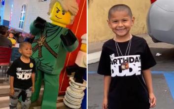 Πυροβολισμοί στην Καλιφόρνια: Σπαραγμός για τον αδικοχαμένο 6χρονο