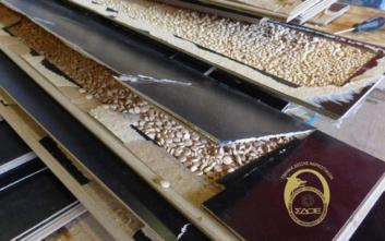 Πάνω από 23 εκατομμύρια «χάπια των τζιχαντιστών» στα κοντέινερ στο Κερατσίνι