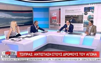 Φάμελλος για το «Άντε μην τα πάρω στο κρανίο» του Τσίπρα: Δεν το είπε