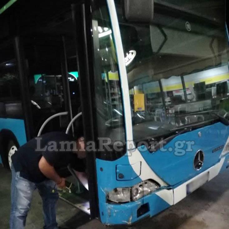 Αστικό λεωφορείο συγκρούστηκε με αγριογούρουνο στη Φθιώτιδα – Newsbeast