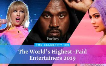 Forbes: Αυτή είναι η καλύτερα αμειβόμενη καλλιτέχνης