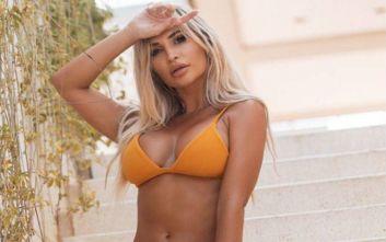 Μια από τις πιο σέξυ γυναίκες του Instagram