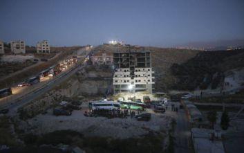 Μογκερίνι: Παράνομη η εποικιστική δραστηριότητα του Ισραήλ στα παλαιστινιακά εδάφη