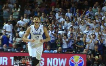 Στην κορυφή της Ευρώπης το Ισραήλ κατέκτησε το Eurobasket U20