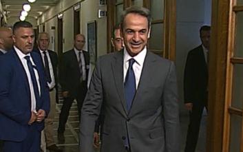 Η πρώτη συνεδρίαση του υπουργικού συμβουλίου