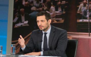 Κωνσταντίνος Κυρανάκης: Τιμή μου να ψηφίσω ως νέος βουλευτής την πλήρη κατάργηση του ασύλου