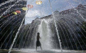 Σπάει ρεκόρ η θερμοκρασία στην Ευρώπη, ακόμα περισσότερη ζέστη αναμένεται σήμερα