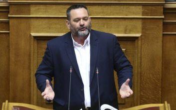 Ραγδαίες εξελίξεις στη Χρυσή Αυγή: Ανεξαρτητοποιείται ο ευρωβουλευτής Γιάννης Λαγός