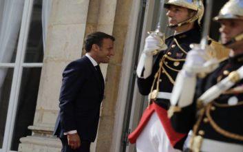 Παρουσία πολλών Ευρωπαίων ηγετών η στρατιωτική παρέλαση στο Παρίσι για την Ημέρα της Βαστίλης