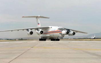 Οι Ρώσοι έστειλαν και άλλα κομμάτια των S-400 στην Τουρκία