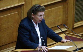 Μενδώνη: Ο ΣΥΡΙΖΑ ξεχνά ότι δοκιμάστηκε και απέτυχε
