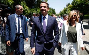 Στις 19:00 ανακοινώνεται η κυβέρνηση Μητσοτάκη – Αυτοί είναι οι υπουργοί του
