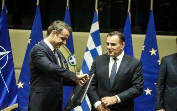 Νίκος Παναγιωτόπουλος: Να ενισχύσουμε το αξιόμαχο των ενόπλων δυνάμεων
