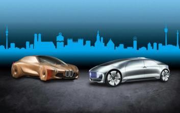 Επισημοποιήθηκε η συνεργασία BMW & Daimler