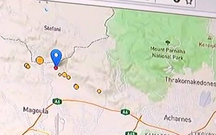 Σκορδίλης: Δεν έχουμε αρκετά δεδομένα για να πούμε αν ήταν ο κύριος σεισμός