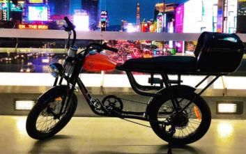Το μοτοποδήλατο του μέλλοντος καταφτάνει άμεσα και βασίζεται στον… καρδιακό παλμό
