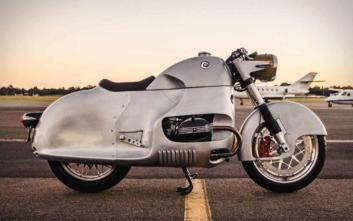 Η MotoRRetro σε μια BMW με άρωμα από τα ένδοξα παλιά