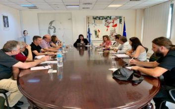 Συνάντηση Κεραμέως - Ζαχαράκη με την ΟΛΜΕ για το σύστημα εισαγωγής στα πανεπιστήμια