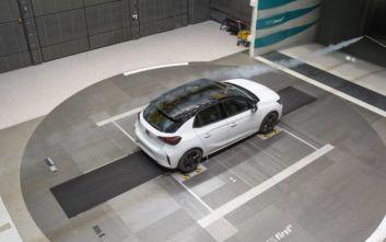Το αεροδυναμικό πλεονέκτημα του νέου Opel Corsa