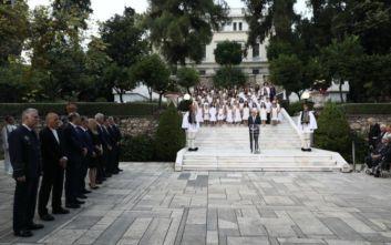Γιατί ένας αγωνιστής κατά της δικτατορίας αρνήθηκε πάει στη γιορτή στο Προεδρικό Μέγαρο