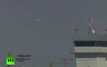 Το βίντεο με την έκτακτη προσγείωση αεροσκάφους με 152 επιβάτες στο Ισραήλ