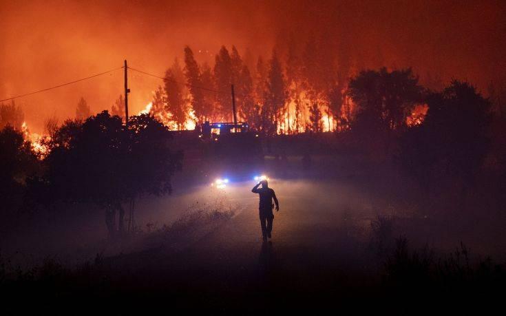 Υπό έλεγχο κατά 90% οι φωτιές στην Πορτογαλία