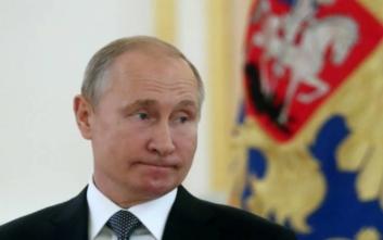 Ο Πούτιν «πετάει το μπαλάκι» στον Τραμπ: Θέλω διάλογο για τον αφοπλισμό με τις ΗΠΑ