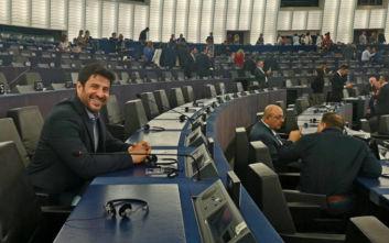 Ο νέος «ρόλος» του Αλέξη Γεωργούλη στο Ευρωκοινοβούλιο