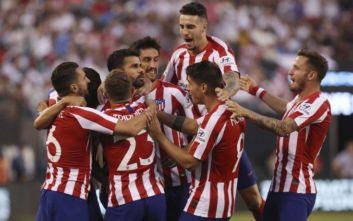 Η Ατλέτικο Μαδρίτης «διέλυσε» τη Ρεάλ με 7-3