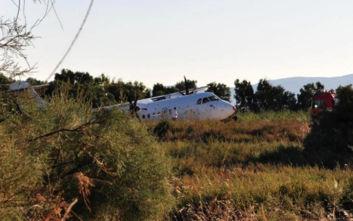Αεροσκάφος έπεσε σε χαντάκι μετά από λάθος χειρισμό κατά την απογείωση στη Νάξο