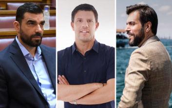 Αποτελέσματα εθνικών εκλογών 2019: Τα πρόσωπα του αθλητισμού που δεν μπήκαν στη Βουλή