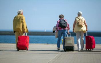Αποζημιώθηκε ταξιδιώτης που έχασε τη βαλίτσα του στο πλοίο