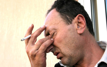 Το κάπνισμα θέτει σε σοβαρό κίνδυνο την όραση